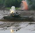 Leopard 2A6 beim Vorüben zur Informationslehrübung Heer.jpg