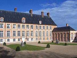 Chateau of Mesnuls