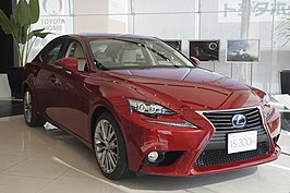 Lexus IS300h 2013 japan Front1.JPG