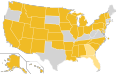 Libertarian Party Ballot Access Locator Map, 1984 (United States of America).png