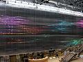 Lichtkunst in der Eingangshalle des Zentrums für Kunst und Medientechnologie (ZKM) in Karlsruhe 4.jpg