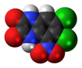 Licostinel molecule spacefill.png