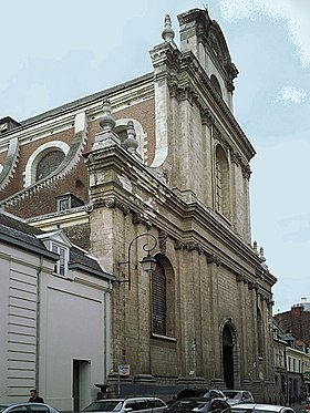 Image illustrative de l'article Église Saint-Étienne de Lille