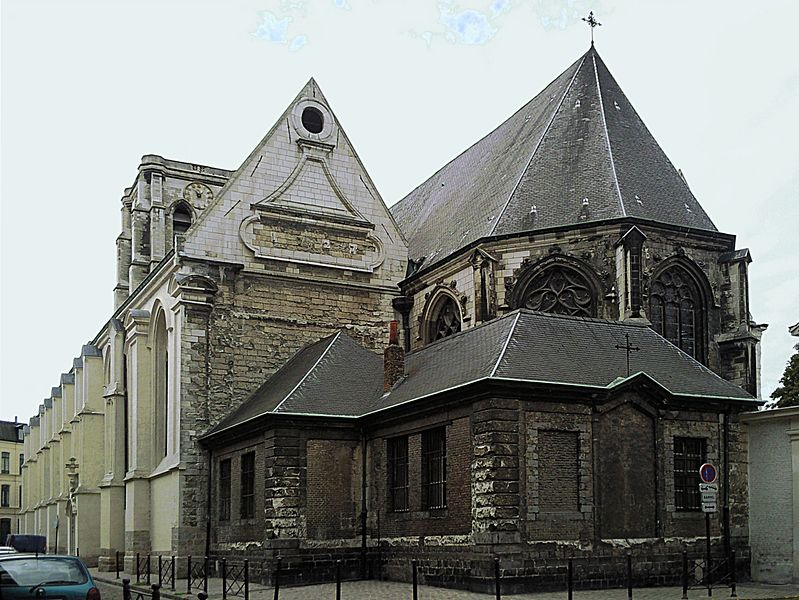 File:Lille Eglise Ste Catherine arriere.jpg