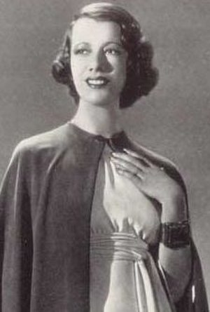 Lily Pons - Lily Pons, ca. 1937