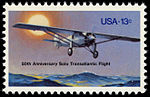 Lindbergh Flight 13c 1977 issue U.S. stamp.jpg