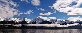 Taku Inlet - The waters and shore of Taku Inlet