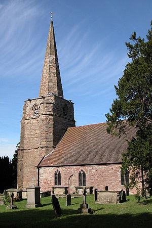 Linton, Penyard - Image: Linton Church by Phillip Halling