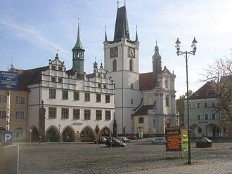 Litoměřice - Main square