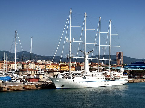 Livorno Wind Spirit