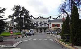 Livry-Gargan town hall