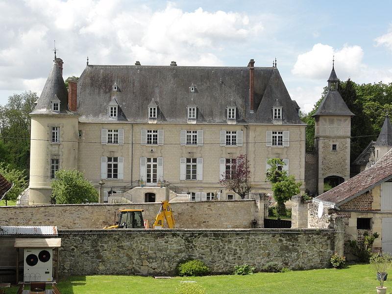 Lizy (Aisne) château