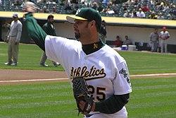 Rivera's third husband basball pitcher Esteban Loaiza
