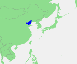 Bohai Sea - Wikipedia