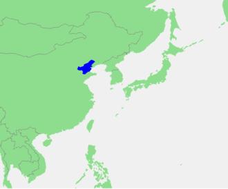 Bohai Sea - The location of the Bo Hai.