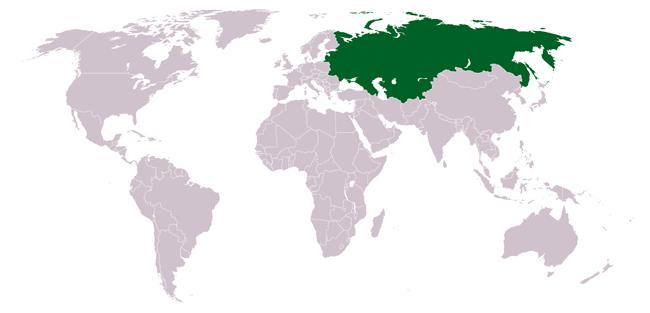 LocationSovietUnion