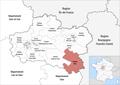 Locator map of Kanton Gien 2019.png