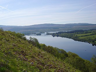 Loch Awe - Image: Loch Awe geograph.org.uk 171800