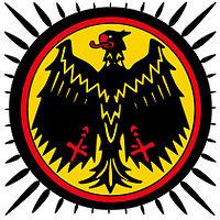 Der Adler im Strahlenkranz: Emblem des Reichsbanners
