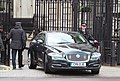 London March 3 2014 009 Downing Street Gates Open (12912560724).jpg