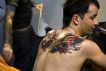 Tatuaż Wikisłownik Wolny Słownik Wielojęzyczny