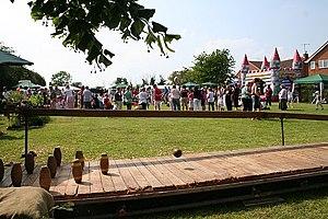 Fête - An English village fête