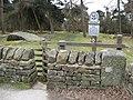Longshaw Estate - Gated Entrance - geograph.org.uk - 752237.jpg