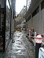 Looking down Dyer's Buildings - geograph.org.uk - 766861.jpg