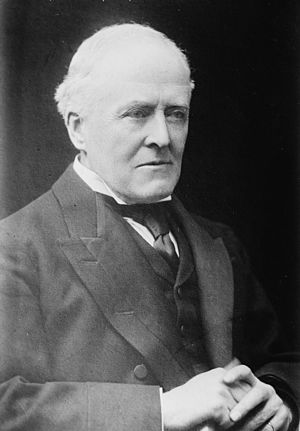 Charles Cripps, 1st Baron Parmoor - Lord Parmoor in 1922