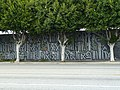 """Los Angeles, CA, View NW, LaCienega Boulevard, Retna, """"Chato - of our Youth,"""" 2012 - panoramio (1).jpg"""