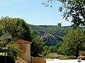 Lot Vallee Du Lot Saint-Cirq-Lapopie Arret Au Camping De La Plage 29052012 - panoramio.jpg