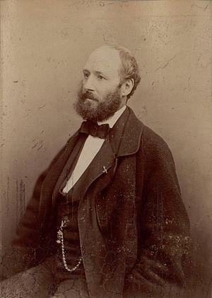 Louis Amédée Achard - Achard by Nadar.