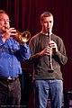 Louis Armstrong Centennial Band at Birdland, New York City (3668874831).jpg