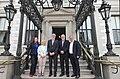 Louise O'Reilly, Críona Ní Dhálaigh, Gerry Adams, Martin Ferris & Aengus Ó Snodaigh (27629821936).jpg