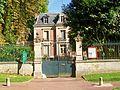 Louvres (95), maison Sainte-Beuve (maison paroissiale), rue de Paris (1).jpg