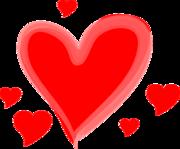 Le cœur, un symbole pour l'amour