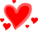 Love heart uidaodjsdsew