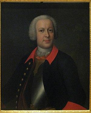 Ludwig Gruno of Hesse-Homburg - Ludwig Gruno von Hessen-Homburg in 1741