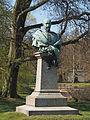Ludwigslust Schlosspark Friedrich Franz III Louisen-Mausoleum.JPG