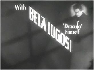 Murders in the Rue Morgue (1932 film) - Lugosi as marketed in the film's trailer