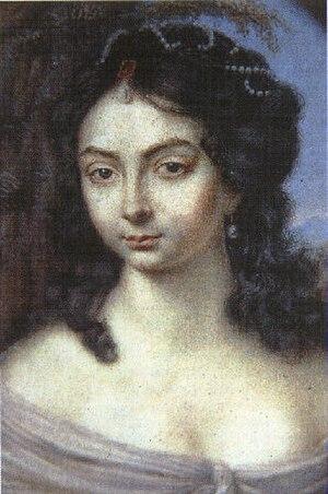 Marie Luise von Degenfeld - Luise von Degenfeld