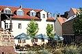 Lutherstadt Eisleben, die Lutherschenke (Gartenseite).jpg