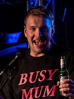 Joe Lycett English comedian
