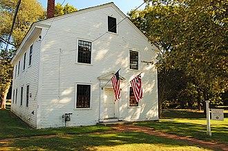 Lynnfield, Massachusetts - Lynnfield Old Meeting House