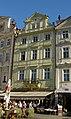 Městský dům U Lazara (Staré Město), Praha 1, Staroměstské nám. 19, Staré Město.JPG