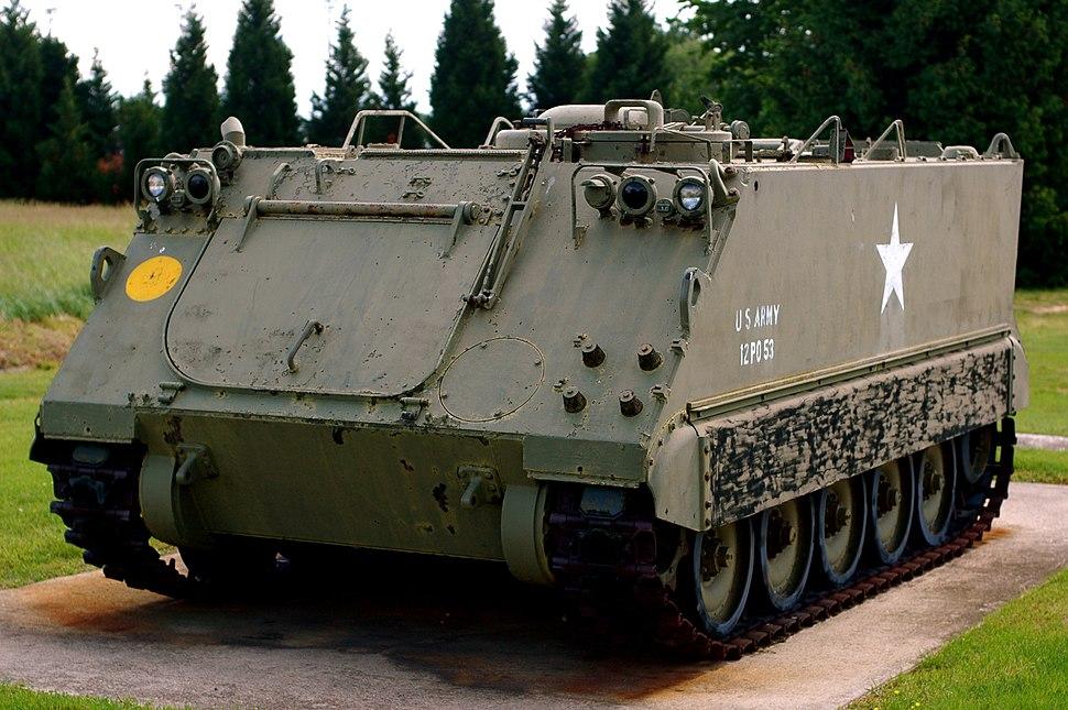 M113 (Jeff Kubina)