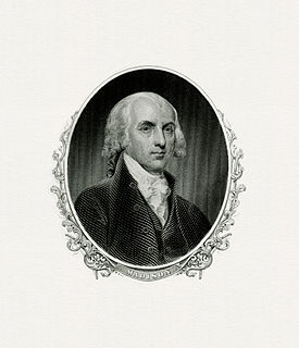 Second inauguration of James Madison 7th United States presidential inauguration