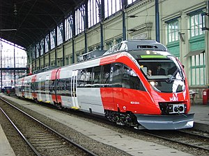 Budapest-Nyugati Railway Terminal - Budapest Nyugati train station