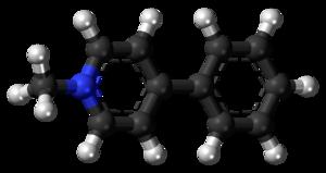 MPP+ - Image: MPP+ cation ball