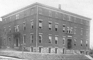 University of Missouri High School - University High School in 1911